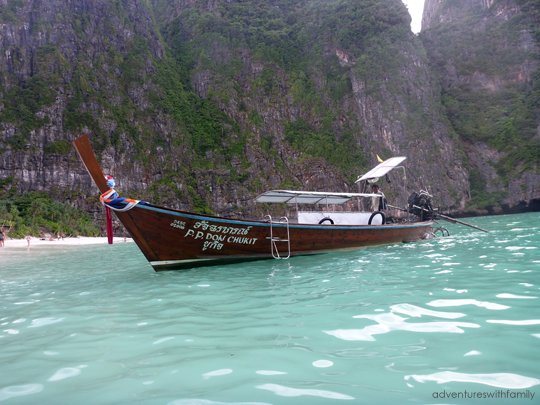 Phi Phi Island-hopping without the crowd - Adventures with