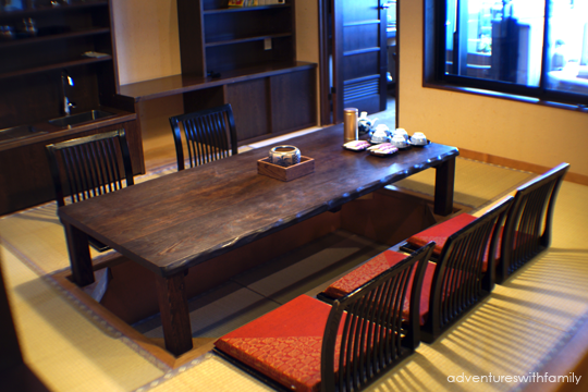 Yuzanso Ryokan – A traditional Japanese Inn experience