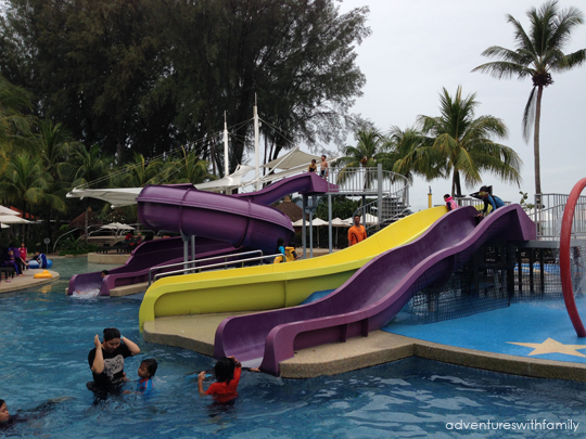 Hard rock hotel penang adventures with family - Hard rock hotel penang swimming pool ...