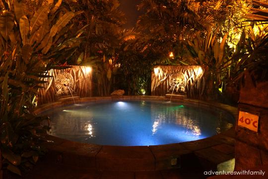 Hot springs in Ipoh