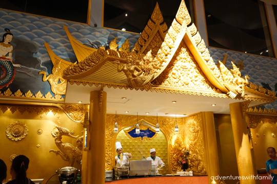 Golden Dragon Palace Seafood Restaurant