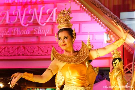 Thai Dance Phuket