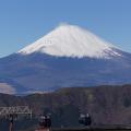 Mt Fuji view from Hakone
