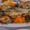 What to eat in Santorini Greece