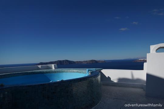 Blue Angel Villa Jacuzzi