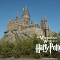 Wizarding World Harry Potter Japan